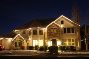 Denver Christmas Holiday Lights 1